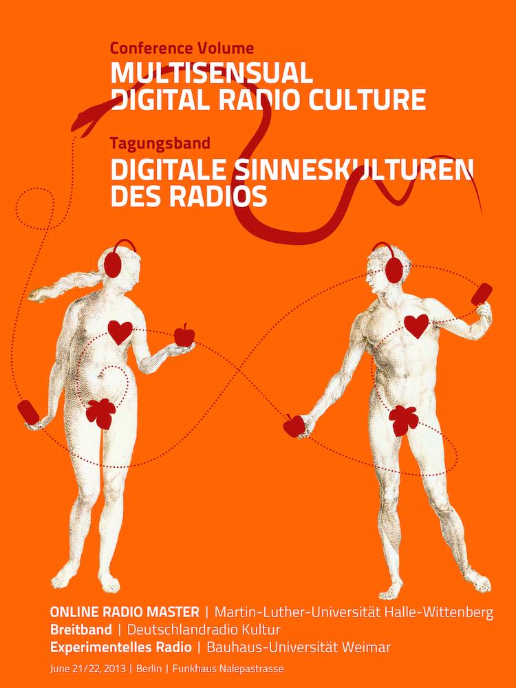 """Tagungsband """"Digitale Sinneskulturen des Radios"""""""