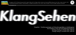 KlangSehen Ausstellung