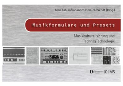 Neu: Musikformulare und Presets (Alan Fabian und Johannes Ismaiel-Wendt)