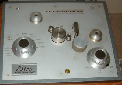 Das Tempophon – Zur Medienkulturgeschichte eines akustischen Zeitreglers